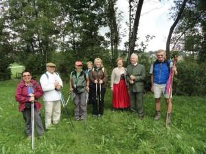 10 Jahre VIA NOVA Pilgertage mit Franz Muhr
