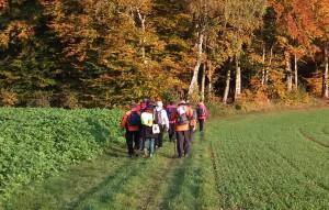 Pilgerwanderung der VIA NOVA Pilgerwegbegleiter-/innen