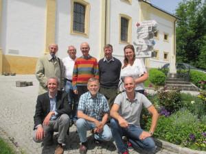 Kooperation Pilgern In Salzburger Land