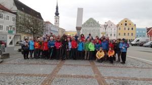Pilgerwanderungen mit Hans Mandlmaier