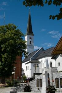 Gemeindebilder Freyung m. Kreuzberg, St. Anna-Wallfahrtskirche in Kreuzberg.